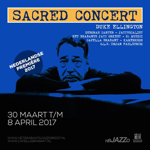 flyer sacred concert