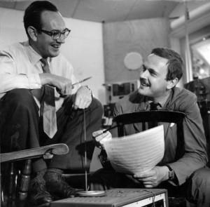Tom Dissevelt & Dick Raaijmakers